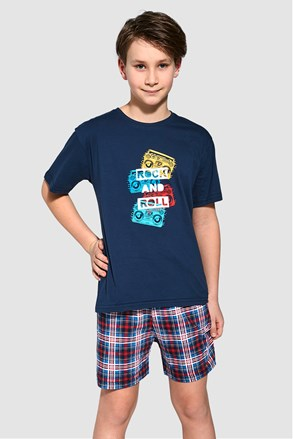 Pidžama za dječake Rock and Roll