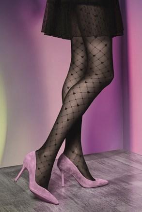Čarape s gaćicama s uzorkom Royale 01 40 DEN