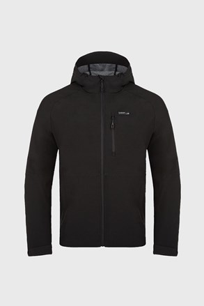 Muška crna softshell jakna LOAP Lawer