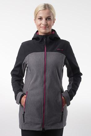 Ženska crna jakna LOAP Lyana