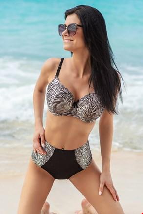 Ženski dvodijelni kupaći kostim Wild podstavljen