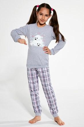 Pidžama za djevojčice Seals