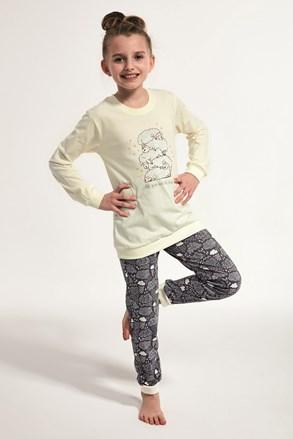 Pidžama za djevojčice Sheep
