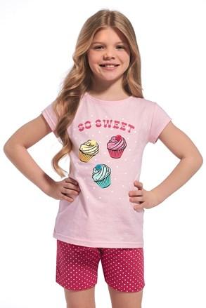 Pidžama za djevojčice So sweet