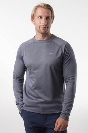 Siva funkcionalna majica LOAP Pedro