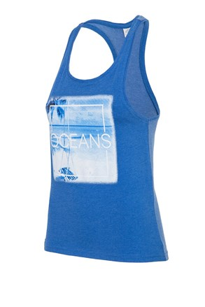 Ženski top 4F Oceans Blue