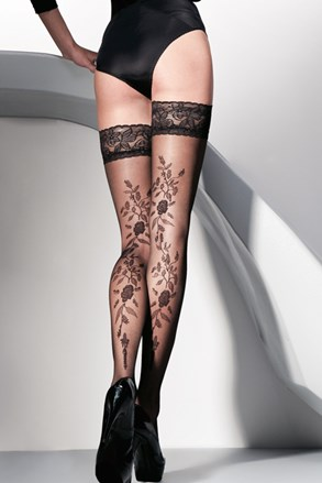 Ženske samostojeće čarape Vera 20 DEN