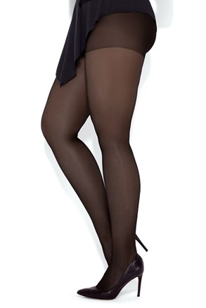 Čarape s gaćicama za punije osobe Viola 15 DEN