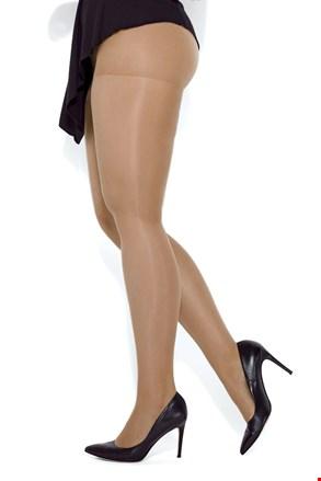 Čarape s gaćicama za punije figure Viola 20 DEN