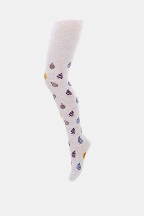 Dječje čarape s gaćicama Kapljice