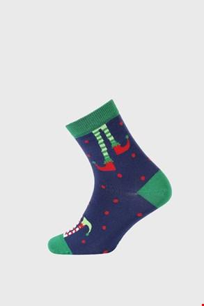 Božićne čarape za dječake