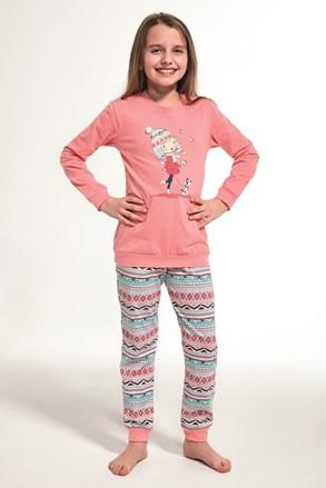 Pidžama za djevojčice Walk