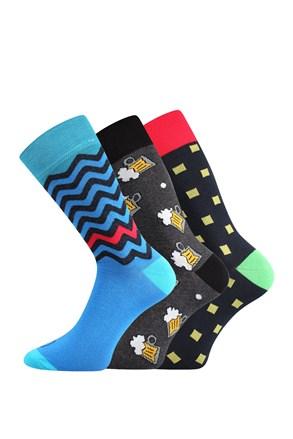 3 pack muških čarapa Tod