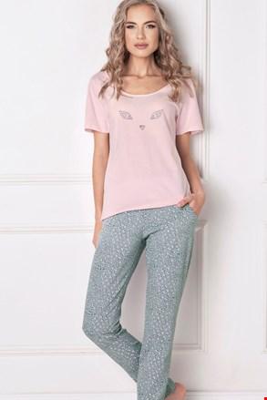 Ženska pidžama Wild look dugačka