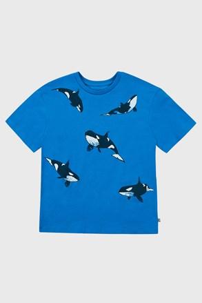 Majica za dječake Whales