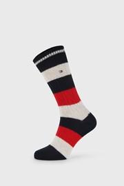 Visoke čarape Tommy Hilfiger Cable Rugby