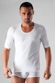 Muška majica kratkih rukava bijela
