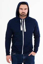 Muška majica s kapuljačom MF Blue