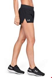 Crne sportske kratke hlače Under Armour Launch