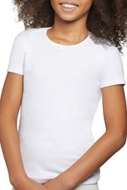 Pamučna majica za djevojčice Simple
