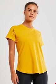 Ženska majica CRAFT Deft žuta