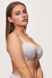 Grudnjak Floral Push-Up