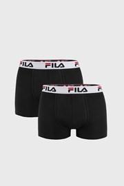 2-pack crnih bokserica FILA