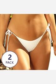 2 PACK donji dijelovi bikinija Cambria