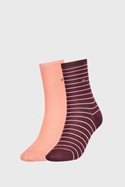 2 PACK ženskih čarapa Tommy Hilfiger Stripes