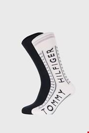 2 PACK visokih čarapa Tommy Hilfiger