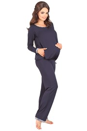 Pidžama za trudnice i dojilje Adria