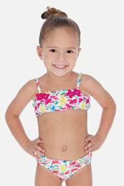 Dvodijelni kupaći kostim za djevojčice Flowers