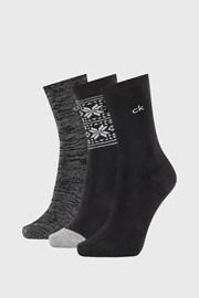 3 PACK ženskih čarapa Calvin Klein Isla