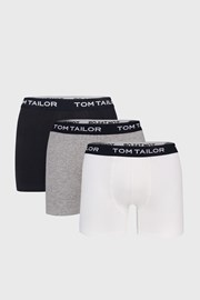 3 PACK dužih bokserica Tom Tailor