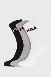 3-pack visokih čarapa u tri boje FILA