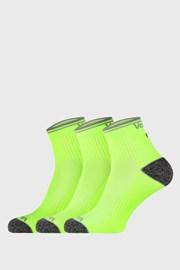 3 PACK sportskih čarapa Ray žute