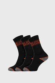 3 PACK radnih čarapa Black and Decker
