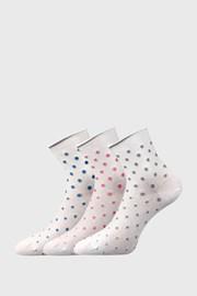 3 PACK žeskih čarapa Flagran