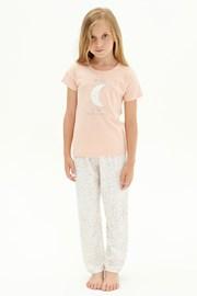 Pidžama za djevojčice To the moon