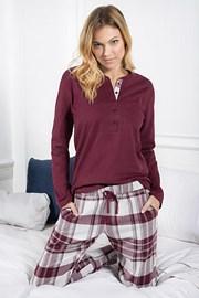 Ženska pamučna pidžama Zaffiro