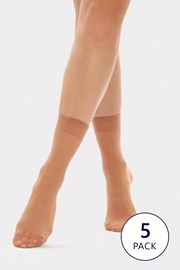 5 para čarapa Nylon