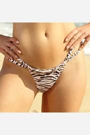 Donji dio kupaćeg kostima Zebra Thick Strap