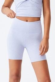 Sportske kratke hlače Bike ljubičaste