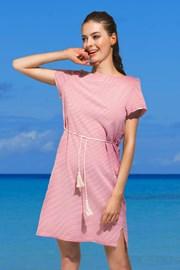 Ženska haljina za plažu Pandora crvena
