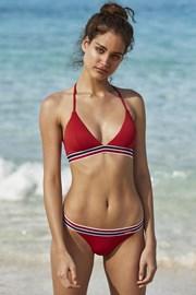 Gornji dio ženskog kupaćeg kostima Cardiff red