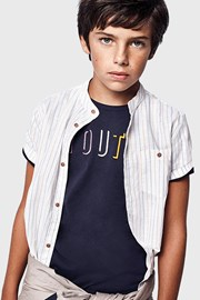 Majica za dječake Youth Mayoral tamnoplava