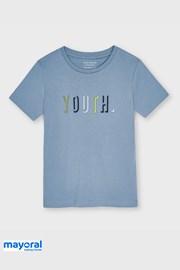 Majica kratkih rukava Mayoral Youth plava