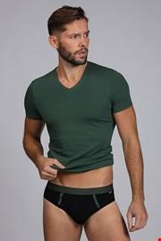 Muški SET majica i muške gaće Raw man zeleni