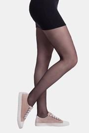 Ženske čarape s gaćicama Bellinda Sneakerstyle 20 DEN crne