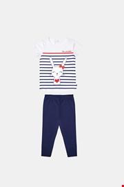 Pidžama za djevojčice Buny plava